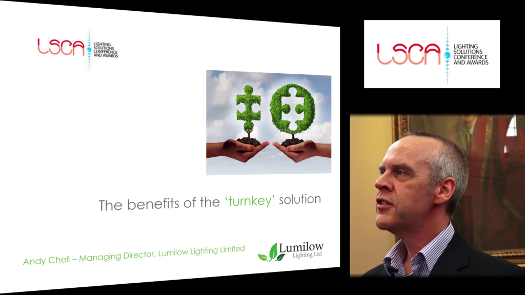 Any Chell discusses the idea of the Turnkey Solution