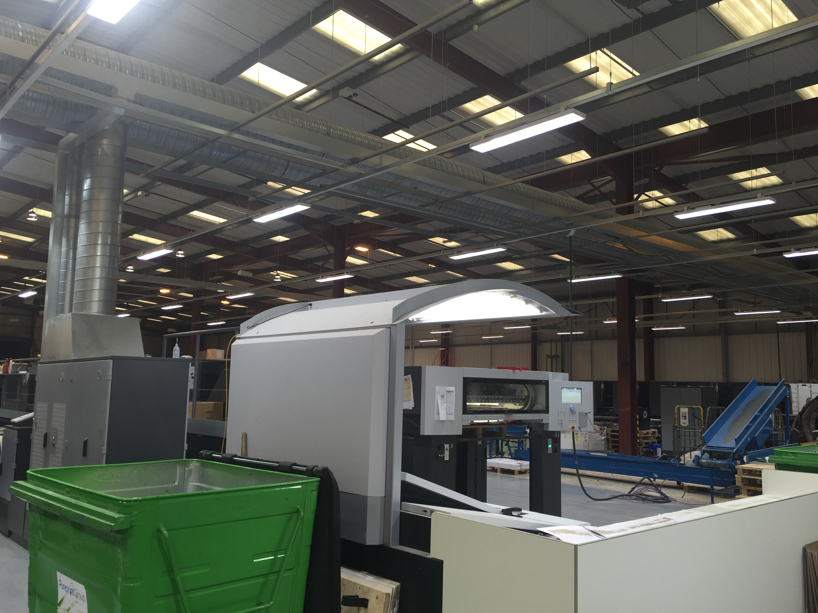 Energy efficient lighting companies lumilow yorkshire